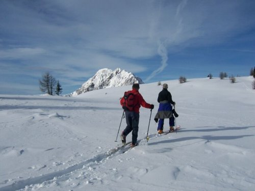 neue welt skitour